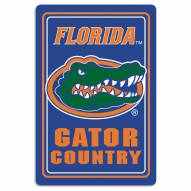 "Florida Gators 12"" x 18"" Metal Sign"