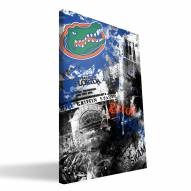 "Florida Gators 16"" x 24"" Spirit Canvas Print"