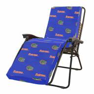 Florida Gators 3 Piece Chaise Lounge Chair Cushion