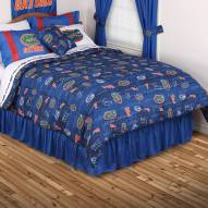 Florida Gators All Over Bed Comforter