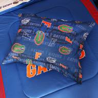 Florida Gators All Over Pillow Sham