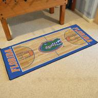 Florida Gators Basketball Court Runner Rug