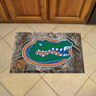 Florida Gators Camo Scraper Door Mat