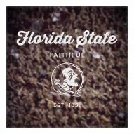 Florida Gators Canvas Logo Art