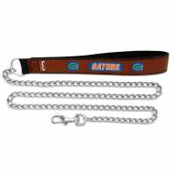 Florida Gators Chain Dog Leash