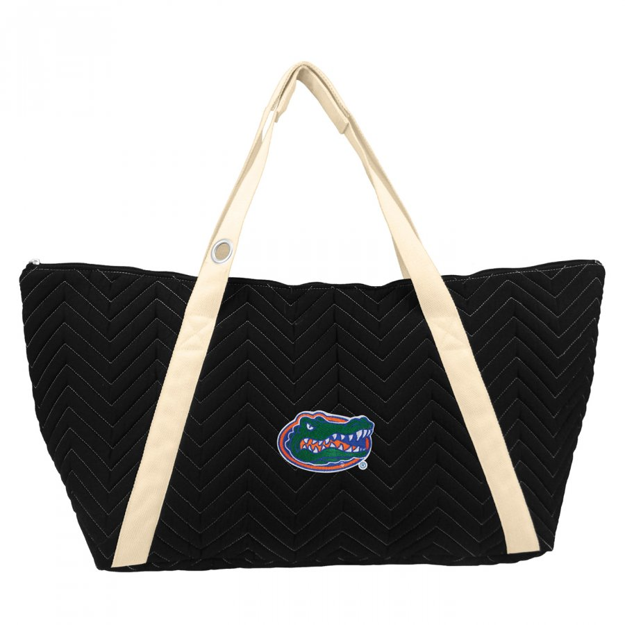 Florida Gators Chevron Stitch Weekender Bag