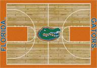 Florida Gators College Home Court Area Rug