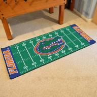 Florida Gators Football Field Runner Rug