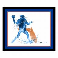 Florida Gators Framed Silhouette Art