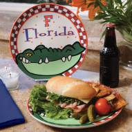 Florida Gators Gameday Ceramic Plate