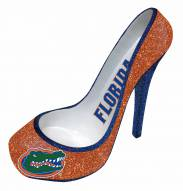 Florida Gators Glitter Shoe Bottle Holder