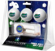 Florida Gators Golf Ball Gift Pack with Cap Tool