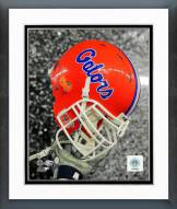 Florida Gators Helmet Spotlight Framed Photo