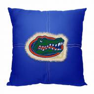 Florida Gators Letterman Pillow