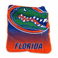 Florida Gators Raschel Throw Blanket