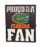 Florida Gators Metal LED Wall Sign