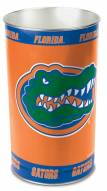 Florida Gators Metal Wastebasket