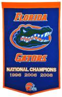 Winning Streak Florida Gators NCAA Football Dynasty Banner