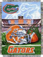 Florida Gators NCAA Woven Tapestry Throw / Blanket