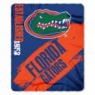 Florida Gators Painted Fleece Blanket