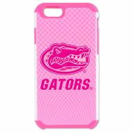 Florida Gators Pink Pebble Grain iPhone 6/6s Plus Case