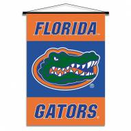 "Florida Gators Premium 28"" x 40"" Indoor Banner Scroll"
