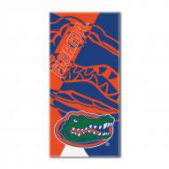 Florida Gators Puzzle Beach Towel