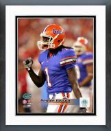 Florida Gators Reggie Nelson Action Framed Photo