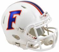 Florida Gators Riddell Speed Mini Replica White Football Helmet