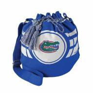 Florida Gators Ripple Drawstring Bucket Bag