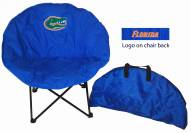 Florida Gators Rivalry Round Chair