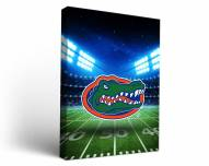 Florida Gators Stadium Canvas Wall Art