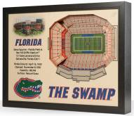 Florida Gators Stadium View Wall Art