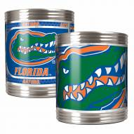 Florida Gators Stainless Steel Hi-Def Coozie Set
