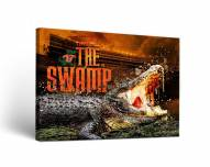 Florida Gators The Swamp Canvas Wall Art
