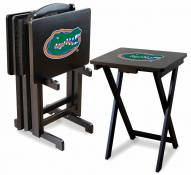 Florida Gators TV Trays - Set of 4
