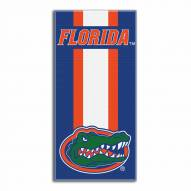 Florida Gators Zone Read Beach Towel