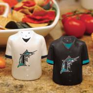 Florida Marlins Gameday Salt and Pepper Shakers