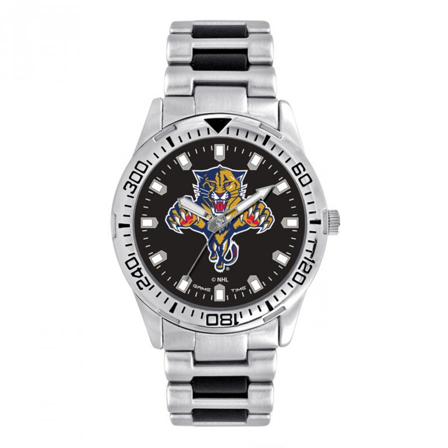 Florida Panthers Men's Heavy Hitter Watch