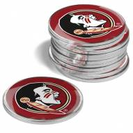 Florida State Seminoles 12-Pack Golf Ball Markers