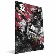 "Florida State Seminoles 16"" x 24"" Spirit Canvas Print"