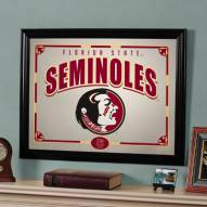 "Florida State Seminoles 23"" x 18"" Mirror"