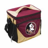 Florida State Seminoles 24 Can Cooler