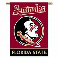 "Florida State Seminoles 28"" x 40"" Two-Sided Banner"