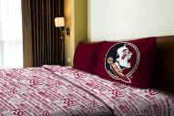 Florida State Seminoles Anthem Twin Bed Sheets