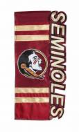 Florida State Seminoles Applique Flag