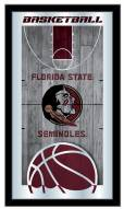 Florida State Seminoles Basketball Mirror