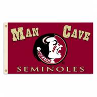 Florida State Seminoles Man Cave 3' x 5' Flag