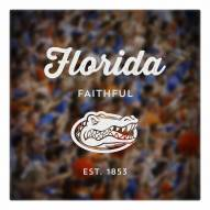 Florida State Seminoles Canvas Logo Art