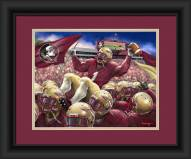 Florida State Seminoles Celebration Framed Print